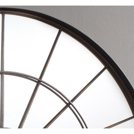 Battersea Round Mirror
