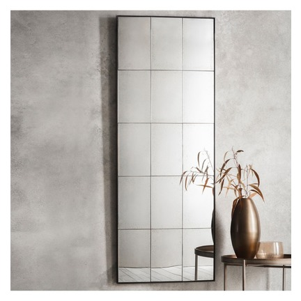 Boxley Antique Rectangle Mirror