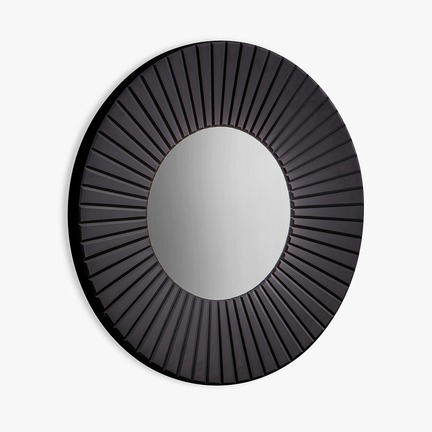 Faxton Round Mirror