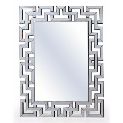 Grecian Key Wall Mirror