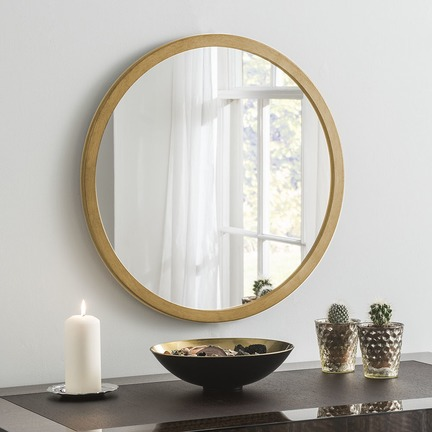 Madison Round Mirror 50cm Diameter