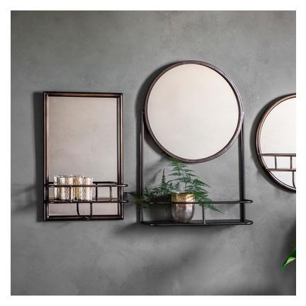 Milton Mirror Rectangle