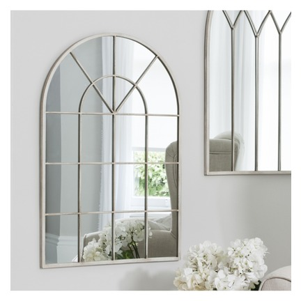 Kelford Metal Window Mirror