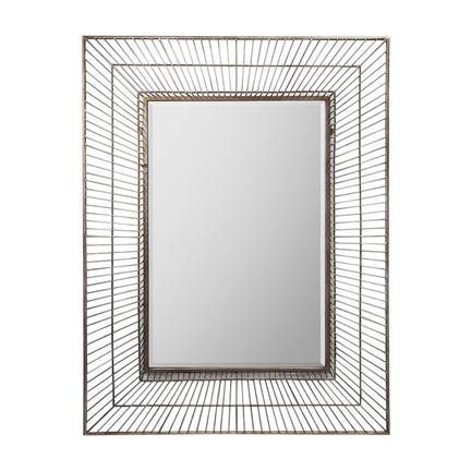 Olden Gold Metal Wall Mirror