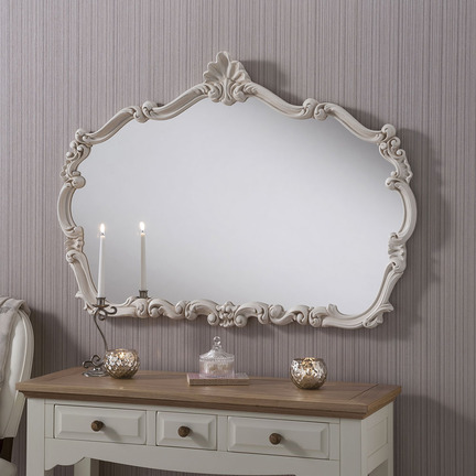 Chatsworth Overmantel Mirror