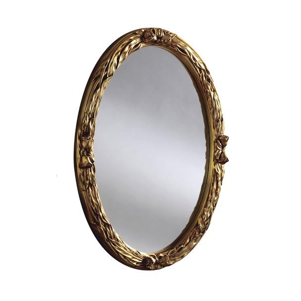 Elise Oval Wall Mirror