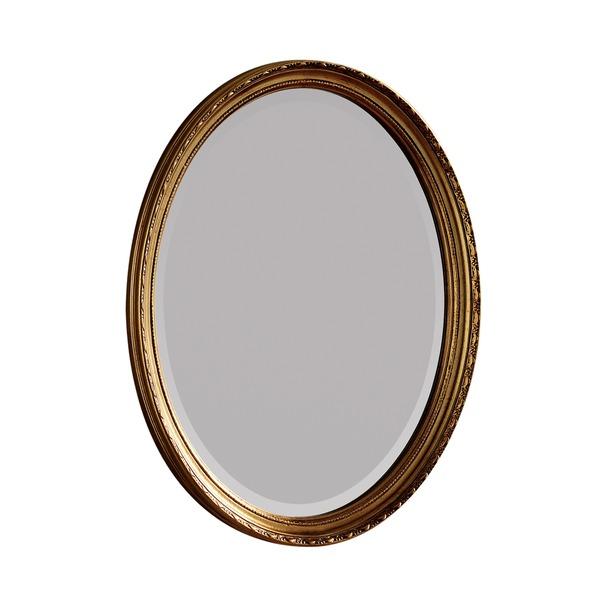 Carter Oval Wall Mirror