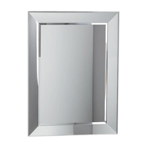 Bertoni Rectangle Mirror All Glass Finish