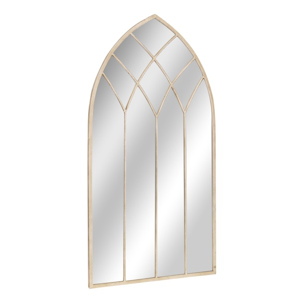 Roebuck Arched Window Mirror