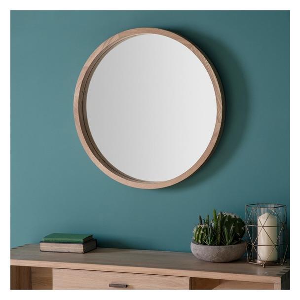 Bowman Round Mirror