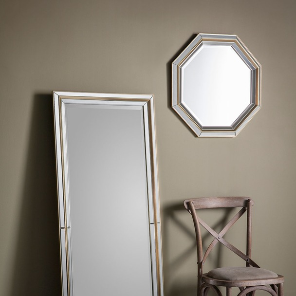 Vogue Octagon Mirror