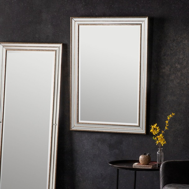 Squire Rectangle Mirror