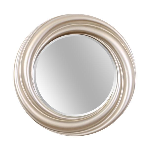 Adele Round Mirror