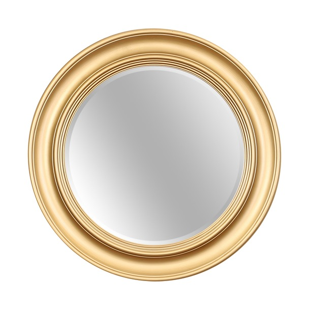 Noa Round Wall Mirror