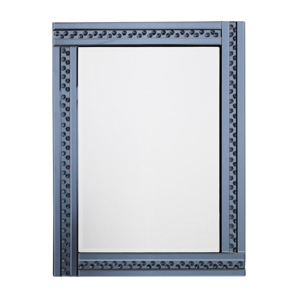 Glitz Smoked Mirror - 3 Sizes