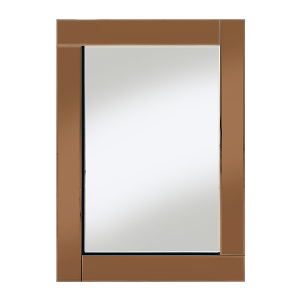 Chloe Bronze Bevelled Mirror- 3 Sizes