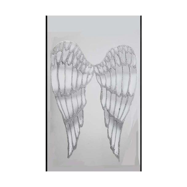 Angel wings on Mirror Art