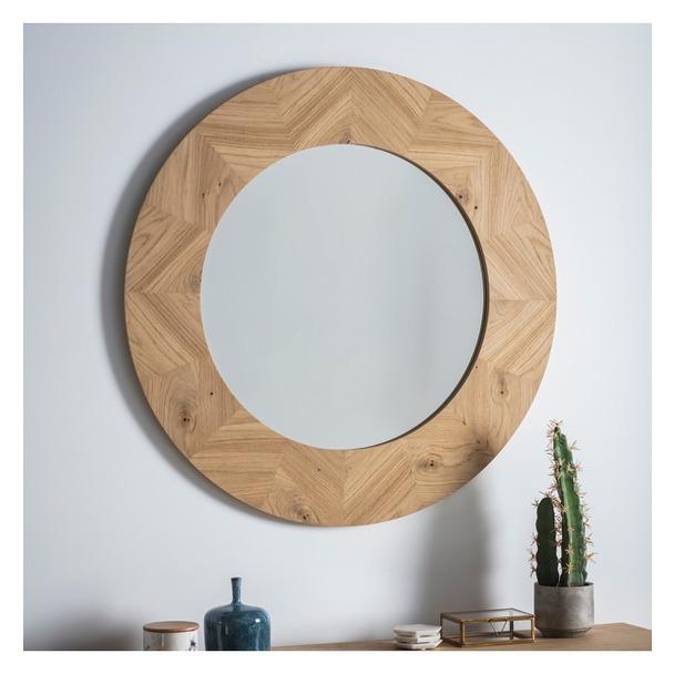 Milano Round Mirror
