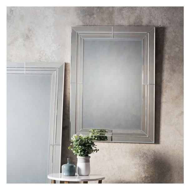 Knapton Rectangle Mirror