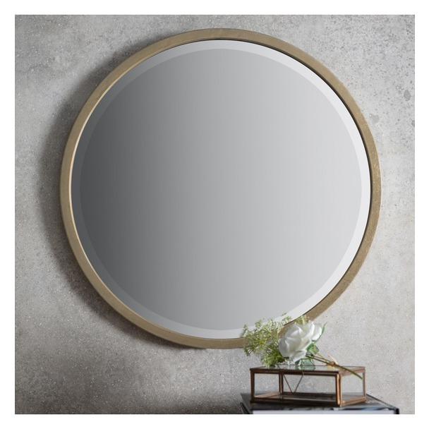 Higgins Round Mirror 60cm dia