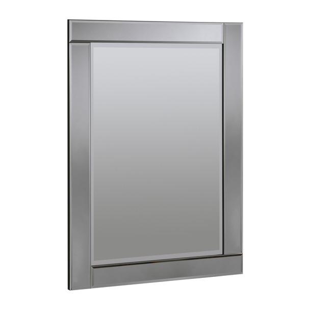Hillfield Silver Wall Mirror