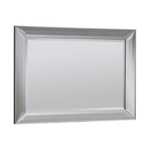 Clifton Silver Wall Mirror