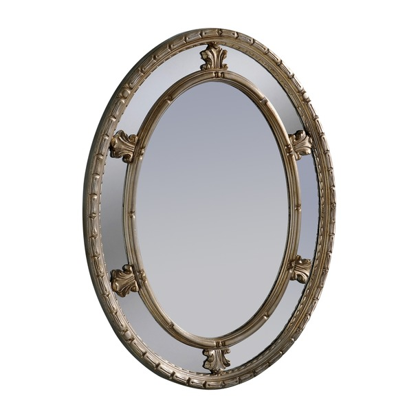 Tuscany Oval Wall Mirror