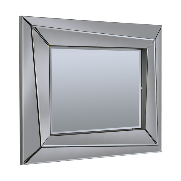 Broadway Silver Wall Mirror