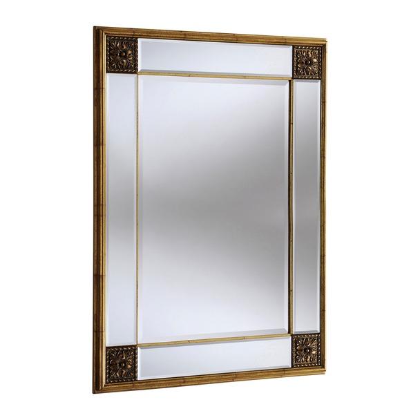 Elegance Gold Wall Mirror