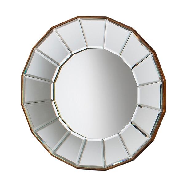 Lynbrook Round Wall Mirror