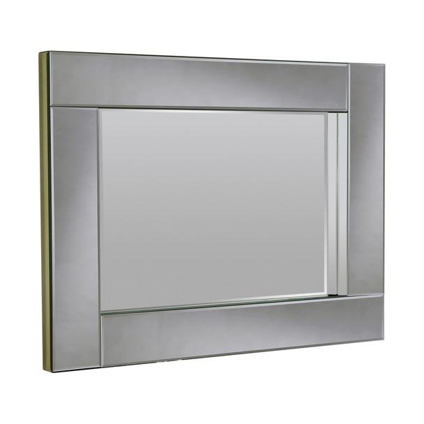 Venice Silver Bevelled Mirror
