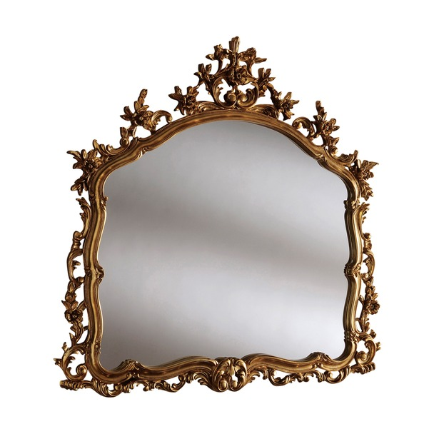Hampstead Ornate Wall Mirror