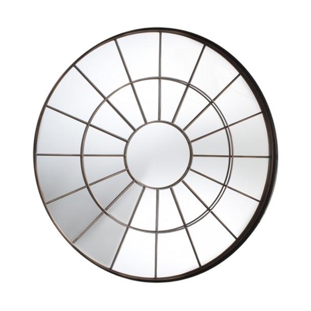 Battersea Industrial Window Wall Mirror