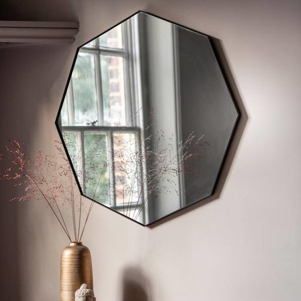Bowie Octagon Mirror