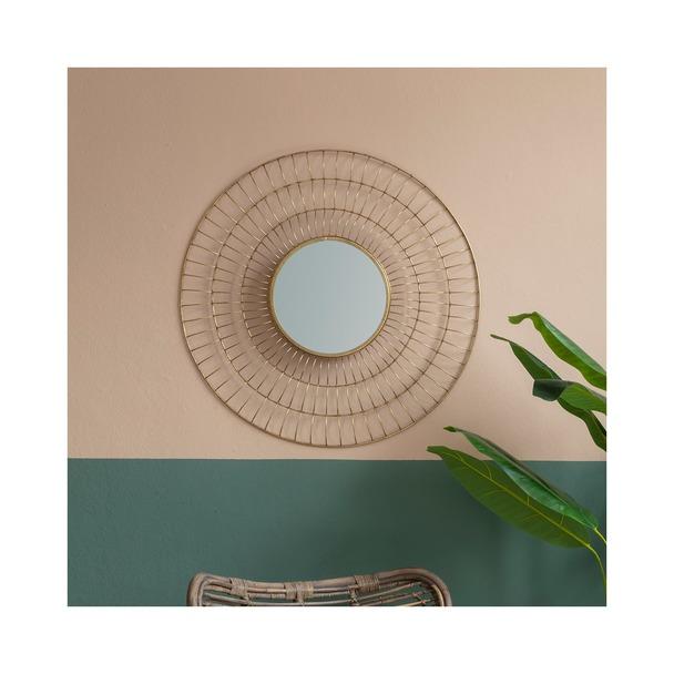 Harwell Round Mirror