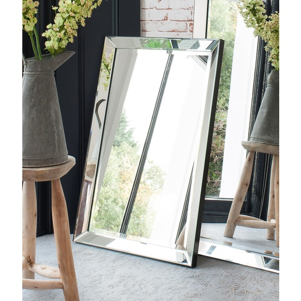 Luna Rectangle Wall Mirror