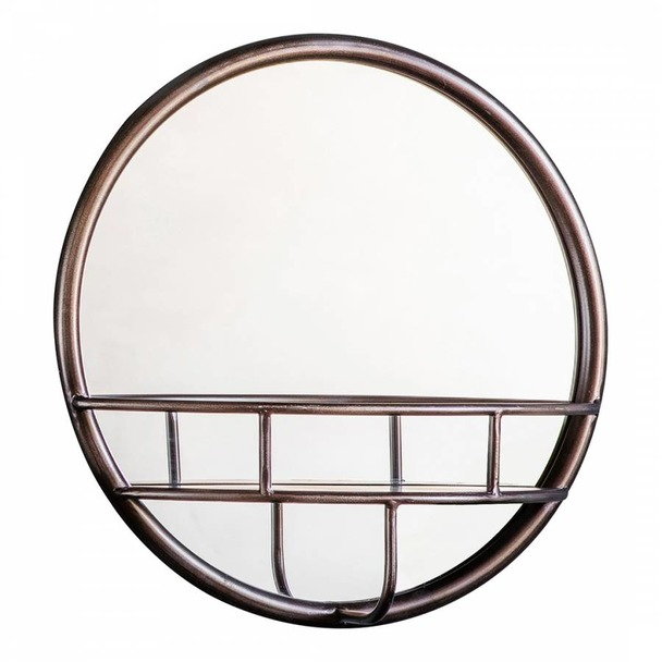 Milton Mirror Round
